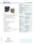 Fleck 2900S Spec Sheet