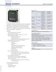 Fleck 3200NXT Spec Sheet