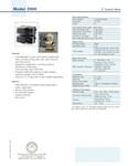 Fleck 3900 Spec Sheet