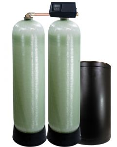Fleck 9500 Twin Alternating Water Softener | Up To 66 GPM