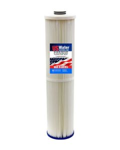 "4.5"" x 20"" 1 Micron Pleated Sediment Filter | Posi-Seal"