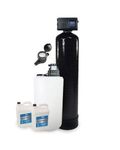 Fleck 2510 Hydrogen Peroxide Well Water System For Removal Of Iron And Sulfur