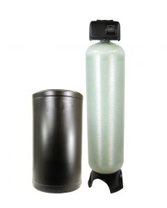 Fleck 2815 1.5 Inch Single Tank Water Softener with Electronic Meter | Up to 66 GPM